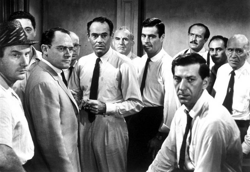 12 angry men essay